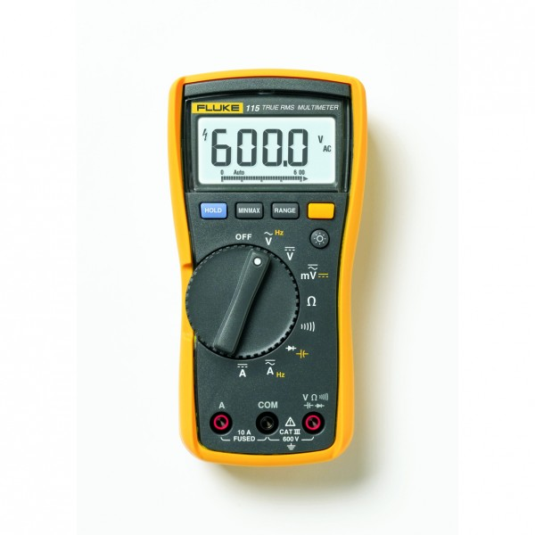Fluke 115 True-RMS Multimeter