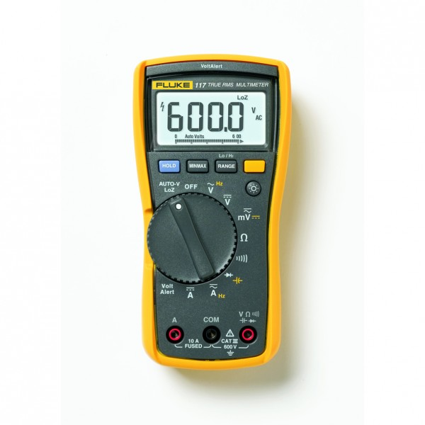 Fluke 117 True-RMS Multimeter