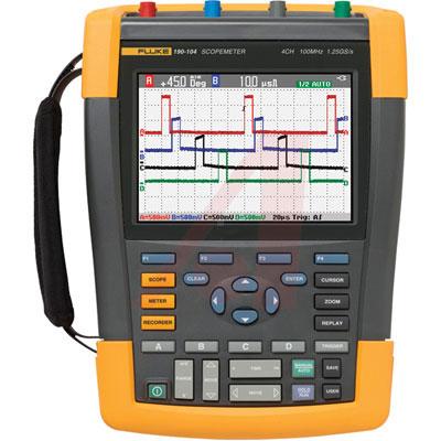 Fluke 190-102 ScopeMeter Test Tool