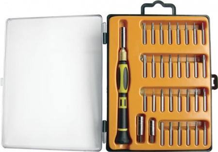 Platinum Tools 19101 33 Piece Screwdriver Set