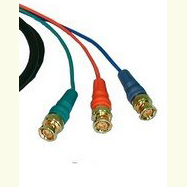 RGB-HDTV Cable 3 BNC to 3 BNC Cable