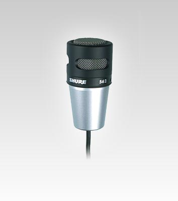 Shure 562 Noise-Cancelling Microphone