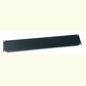Middle Atlantic EB2 Steel Blank Panel, Flanged