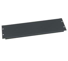 Middle Atlantic EB3 Steel Blank Panel, Flanged