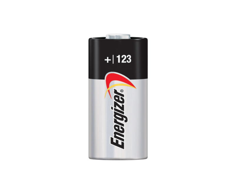 Energizer EL123A 3-Volt Photo Lithium Battery