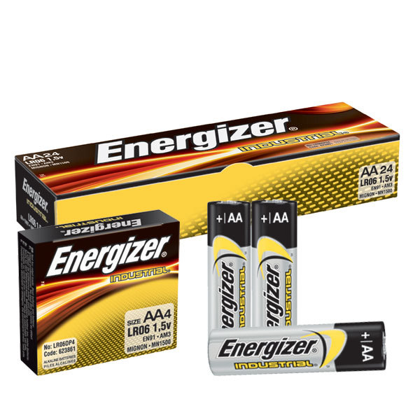 Energizer EN91 Industrial AA Battery
