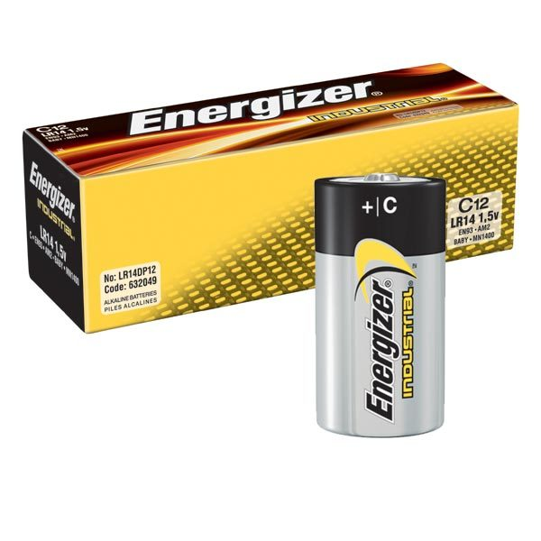 Energizer EN93 Industrial C Battery