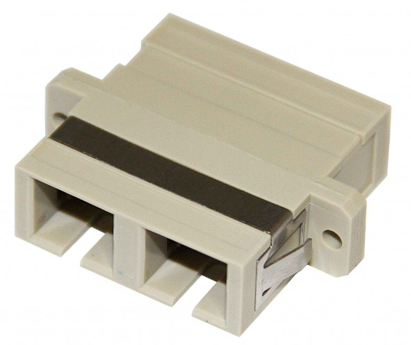 SC-SC Multimode Duplex Female to Female Adapter