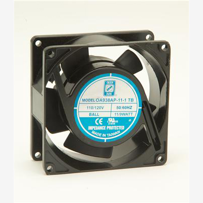 OA938AP-22-2TB 92 x 38mm Fan, 230VAC