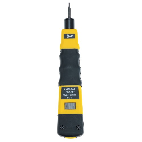 Paladin PA3571 SurePunch 110/66 Reversible Punch Down Tool