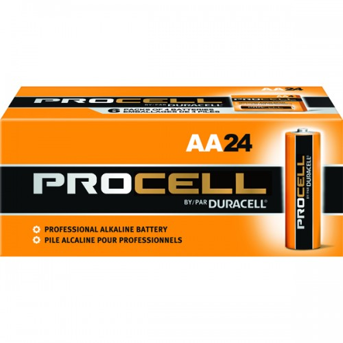 Duracell PC1500 Procell AA Battery