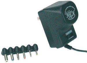 PHC-500K Universal AC/DC Adapter 500mA