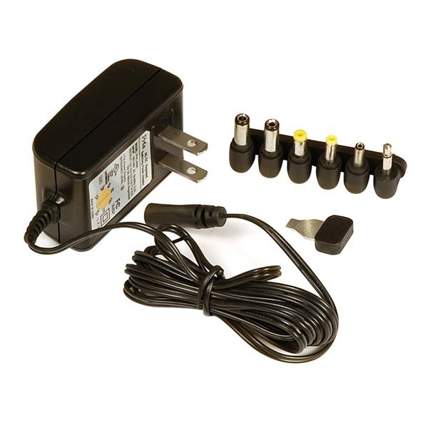 PHC-600K Universal AC/DC Adapter 600mA