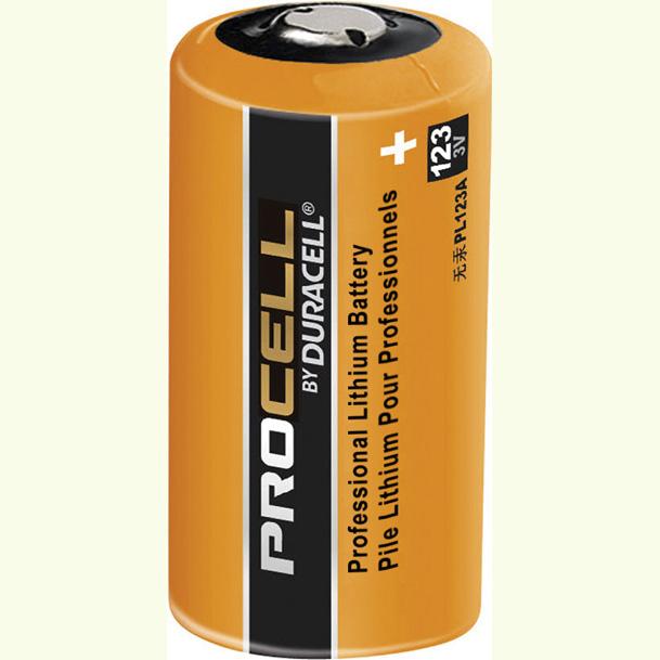 Duracell PL123A 3-Volt Lithium Battery