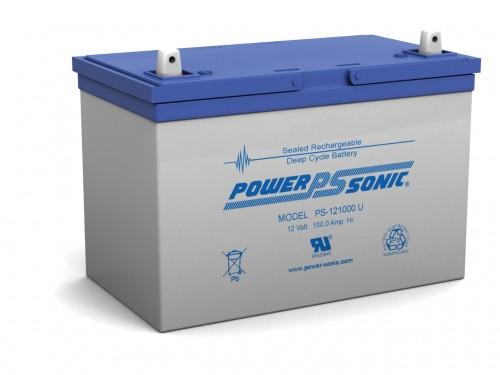 Powersonic PS-121000 12V 100AH Battery