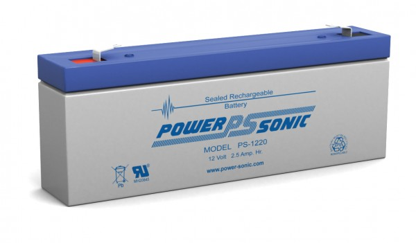 Powersonic PS-1220-F1 12V 2AH Battery
