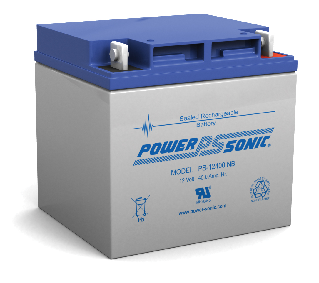 Powersonic PS-12400NB 12V 40AH Battery