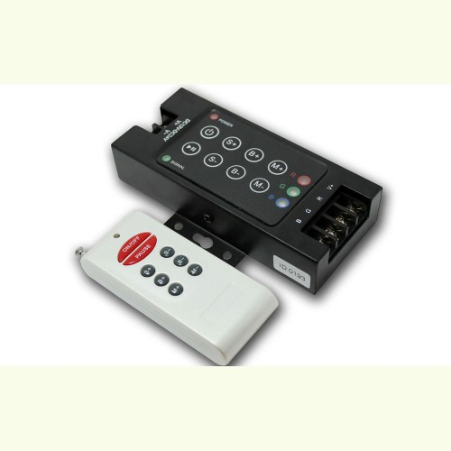 QL-CTL-E 8-Key Wireless RF LED Controller with Remote