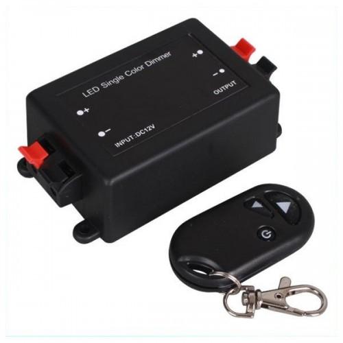 ql dim d led single color dimmer remote control