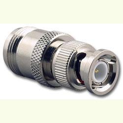 RFA-8363-P N Female to BNC Male Adapter