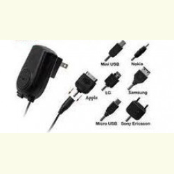 SW-7X Universal Travel Charger