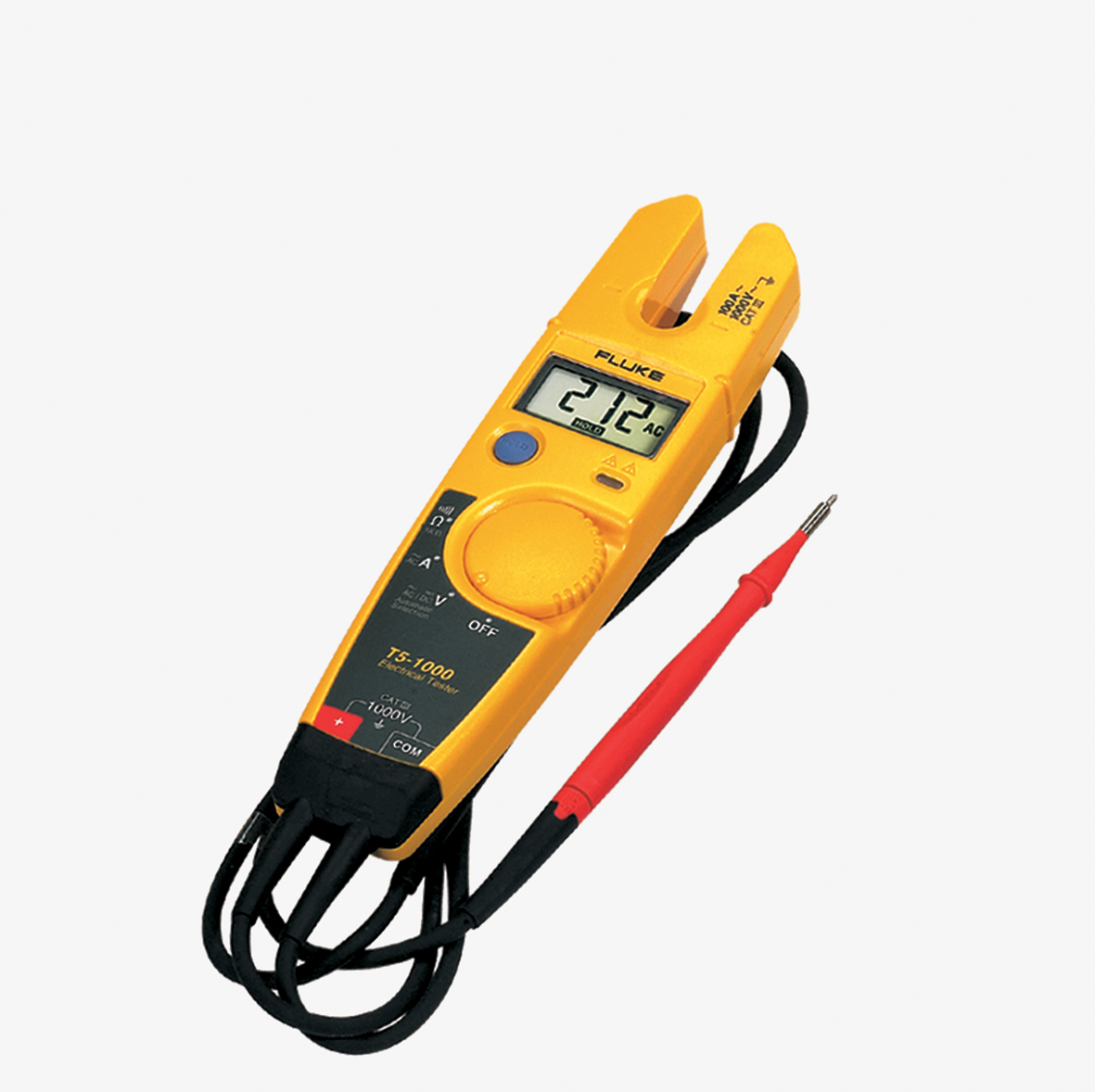 Fluke Test Instruments : Fluke t voltage tester kiesub electronics