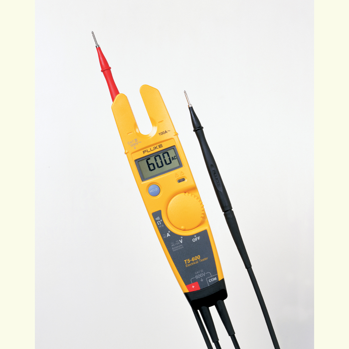 Fluke T5-600 Voltage, Continuity Current Tester