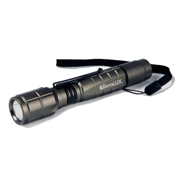 LightStar300 300 Lumen LED Tactical Flashlight, Black
