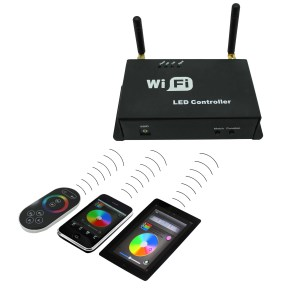 QL-CTL-WIFIRGB Smart Home WiFi LED Controller