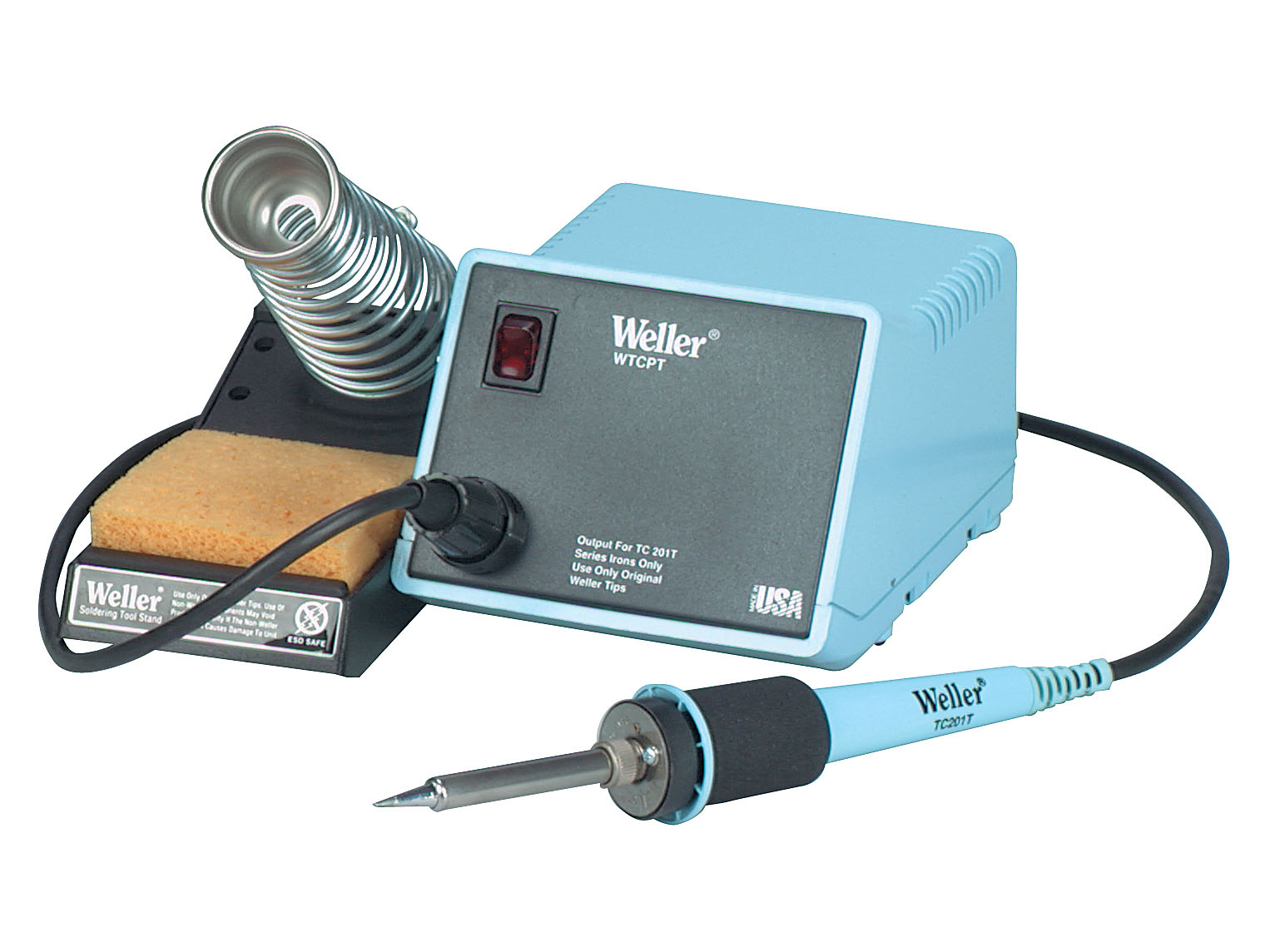 Weller WTCPT Temperature Control Soldering Station