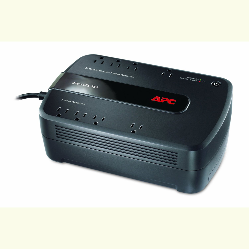 APC BE550G Back-UPS ES 500VA with Surge Protection