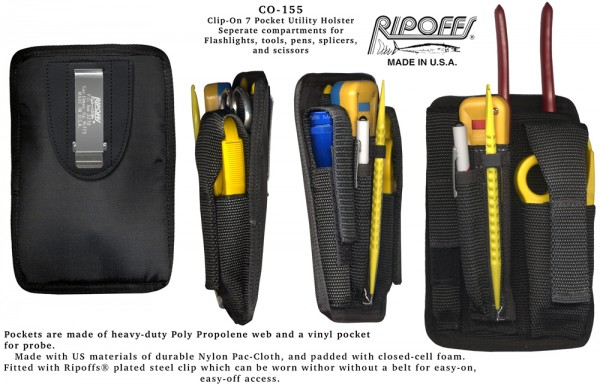 Ripoffs CO-155 Tool Holster