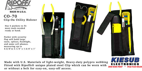 Ripoffs CO-70 Tool Holster