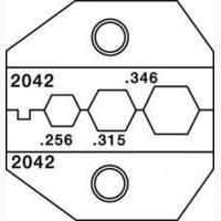 Paladin PA2042 RG59/RG6 CATV Die-CrimpALL/8000 1300 Series