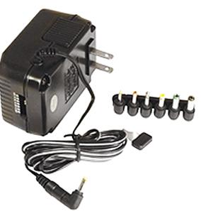 PHC-1000T Universal AC/DC Adapter 1000mA
