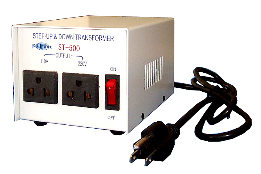 ST500 500W Step Up/Step Down Transformer