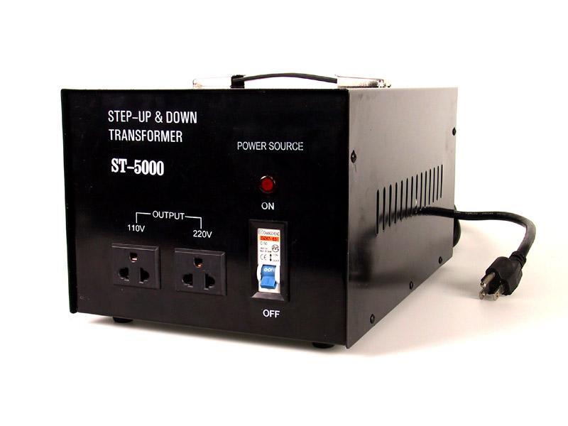 ST5000 5000W Step Up Down Transformer
