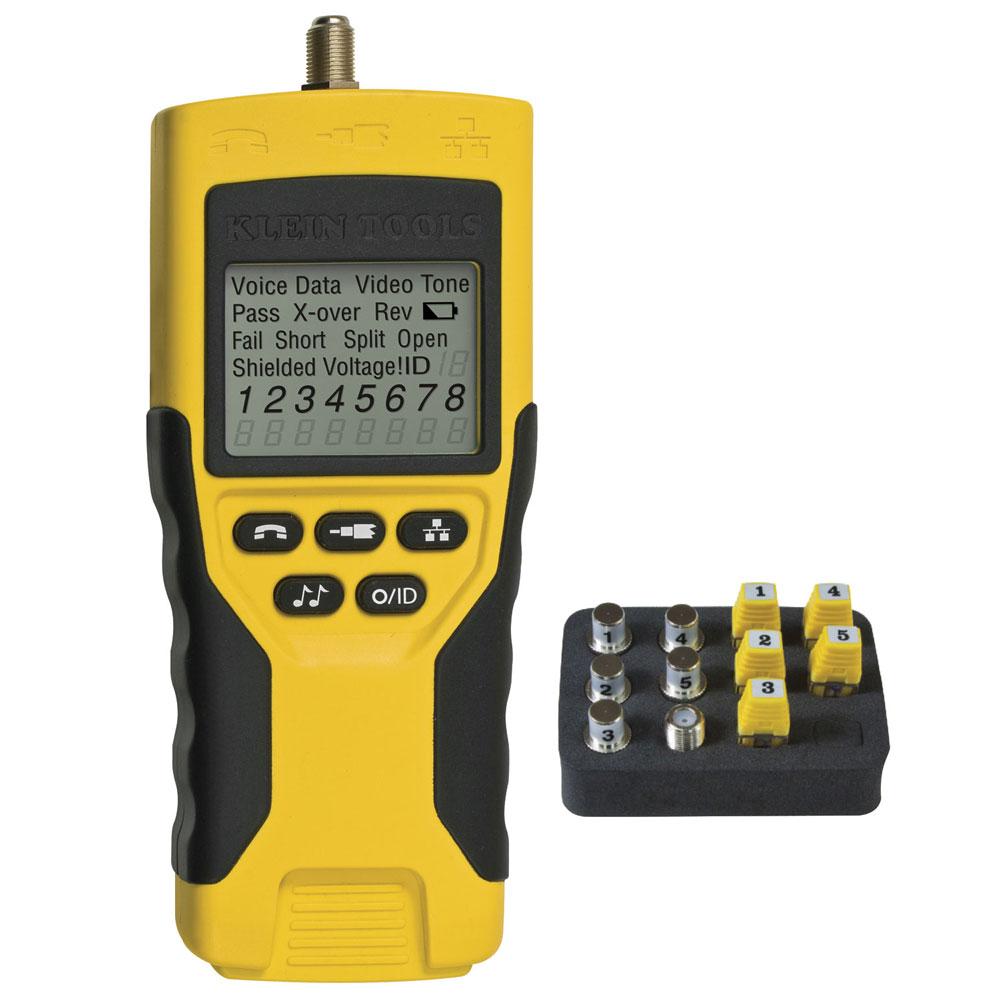 Klein Tools VDV501-809 VDV Scout Pro Tester Kit