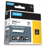 DYMO 1734524 RhinoPRO Flexible Nylon Tape 1 x 11.5