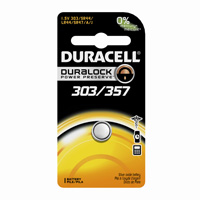 Duracell D303357PK Watch Button Cell Battery
