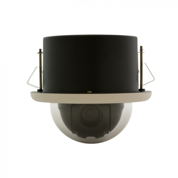 PPC-IS-MT-1004L-I-1105 Auto Tracking, Mini In-Ceiling PTZ Camera