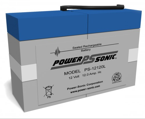 Powersonic PS-12120L 12V 12.0AH Battery
