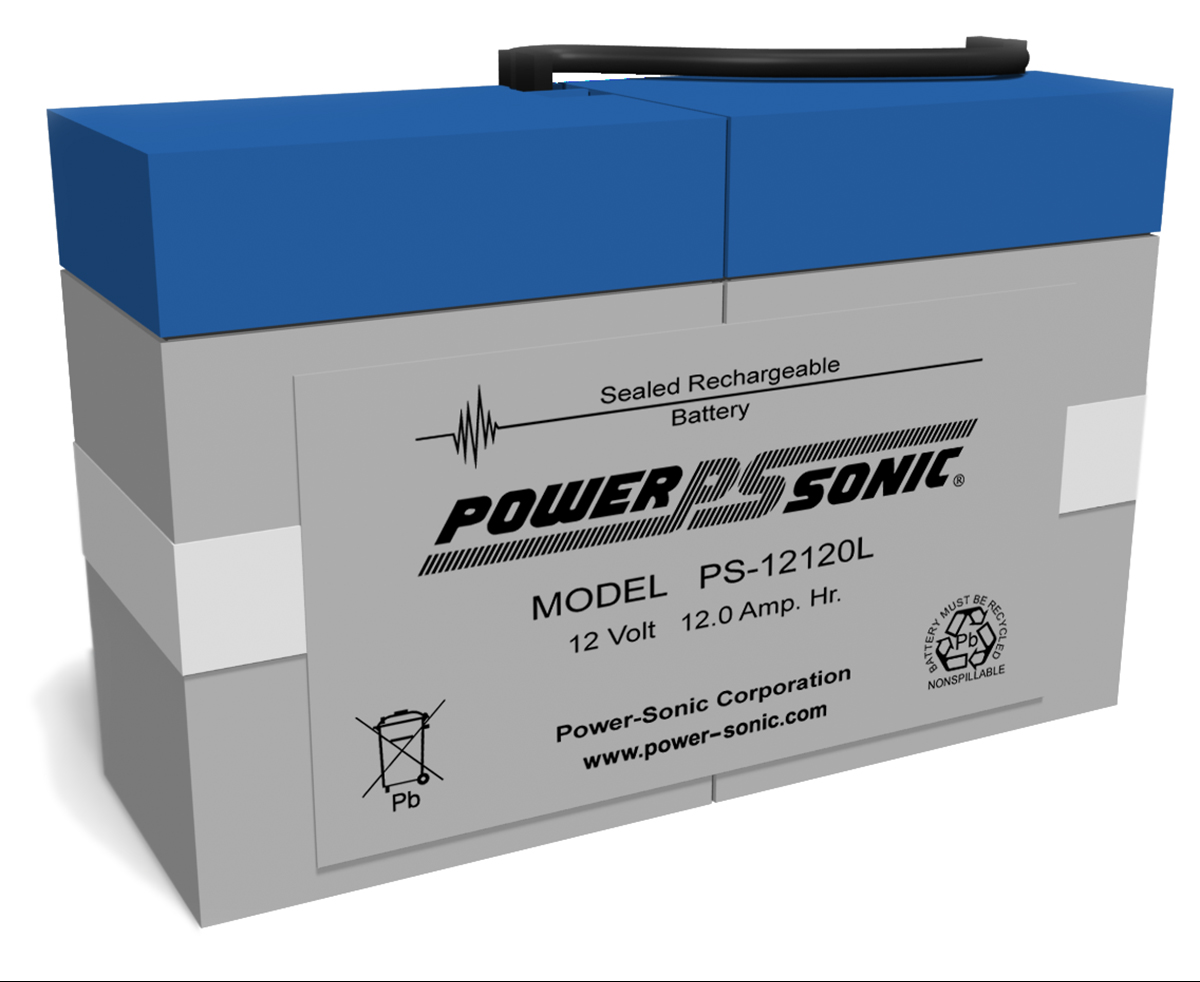Powersonic PS-12120L 12V 12.0AH Battery
