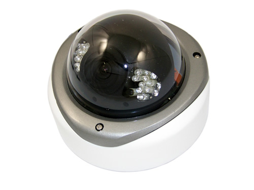 A-CDMVP03 Varifocal WDR Vandal Dome Day Night Vision CCTV Surveillance Camera