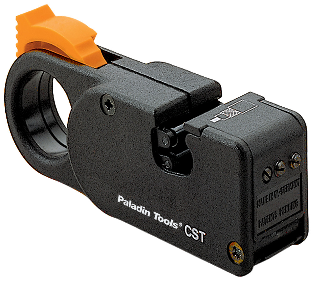 Paladin PA1240 CST Green Coax Stripper