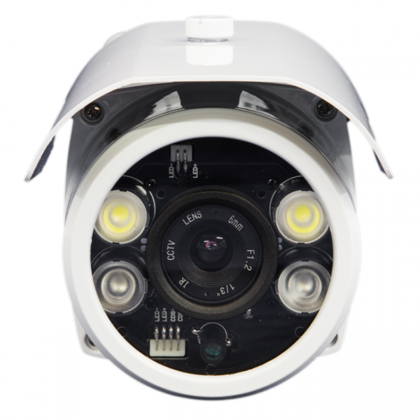 NEW! PTZA2XL6 Indoor Outdoor Intelligent Double LED Spotlight Camera
