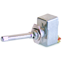 NTE 54-564 SWITCH LONG BAT HANDLE TOGGLE ON-NONE-OFF 50A