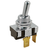 NTE 54-620 SWITCH BAT HANDLE TOGGLE SPST (ON)-NONE-OFF 20A