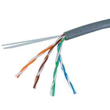 5E04UR Cat5E Cable, 1000′ Pull Box