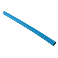2:1 Ratio Heat Shrink Tubing 4ft. Lengths | Blue.
